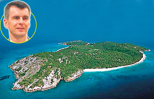 Остров олигатора