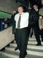 Как принимали российского либерал-демократа в 1991 году в Доме правительства Белоруссии